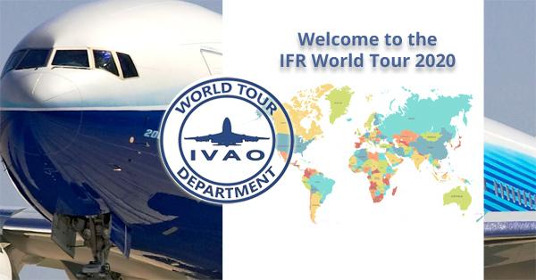 Tour du monde IFR 2020