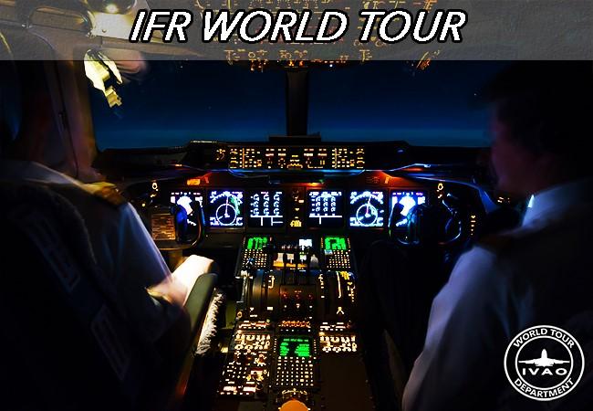[IVAO] IFR World Tour 2021