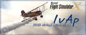 IVAO virtual Pilot client